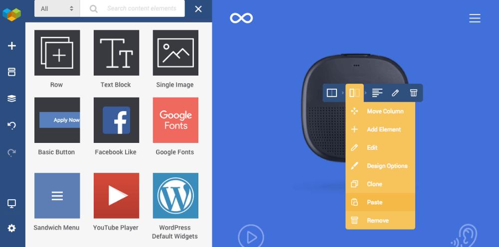 Best WordPress Page Builder Plugins in 2020 - Drag & Drop 4