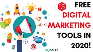Top 15 Free Digital Marketing Tools 2020 ! 3