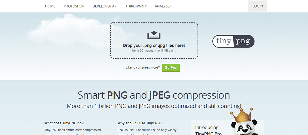 TinyPNG –best-free-Wordpress-Plugin-2019