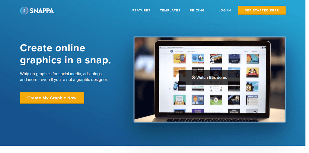 snappa - best online photo editor websites & tools