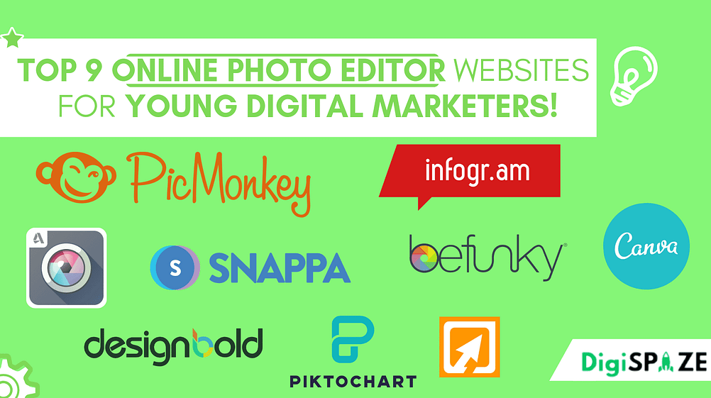 Best Online Photo Editor Websites For Bloggers 2019!
