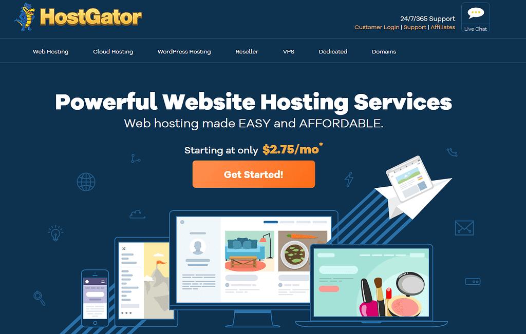 best-website- hosting-in-2019