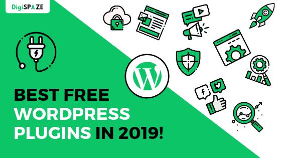 Best Free Wordpress Plugins in 2019   DigiSpaze