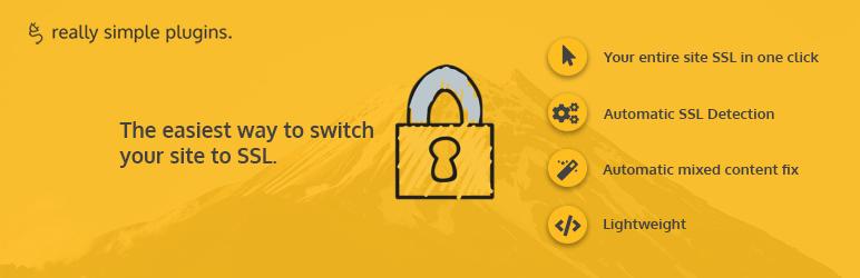 Really Simple SSL WordPress Security Plugin